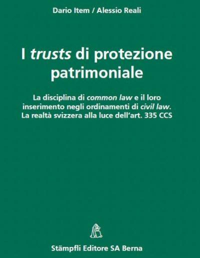 Dario item: The asset protection trusts