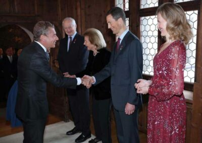 Dario Item Gallery Presentation of Credentials Liechtenstein (2)